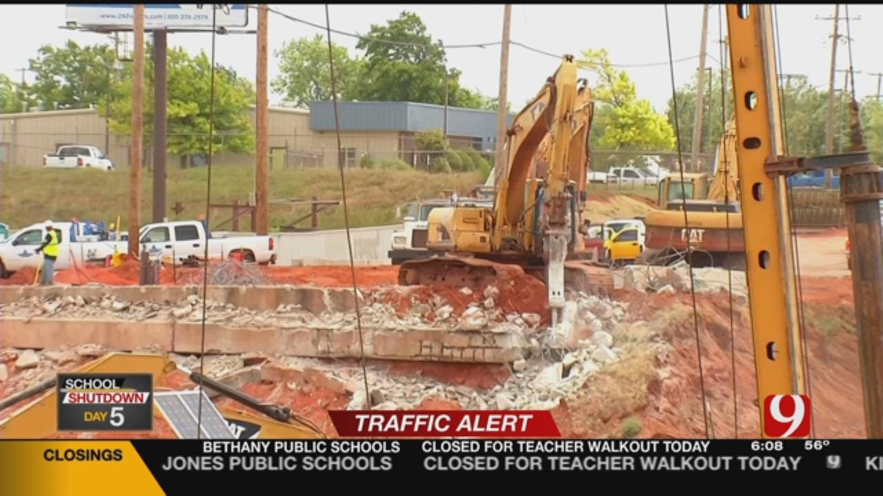 I-235 To Be Shutdown This Weekend For Construction