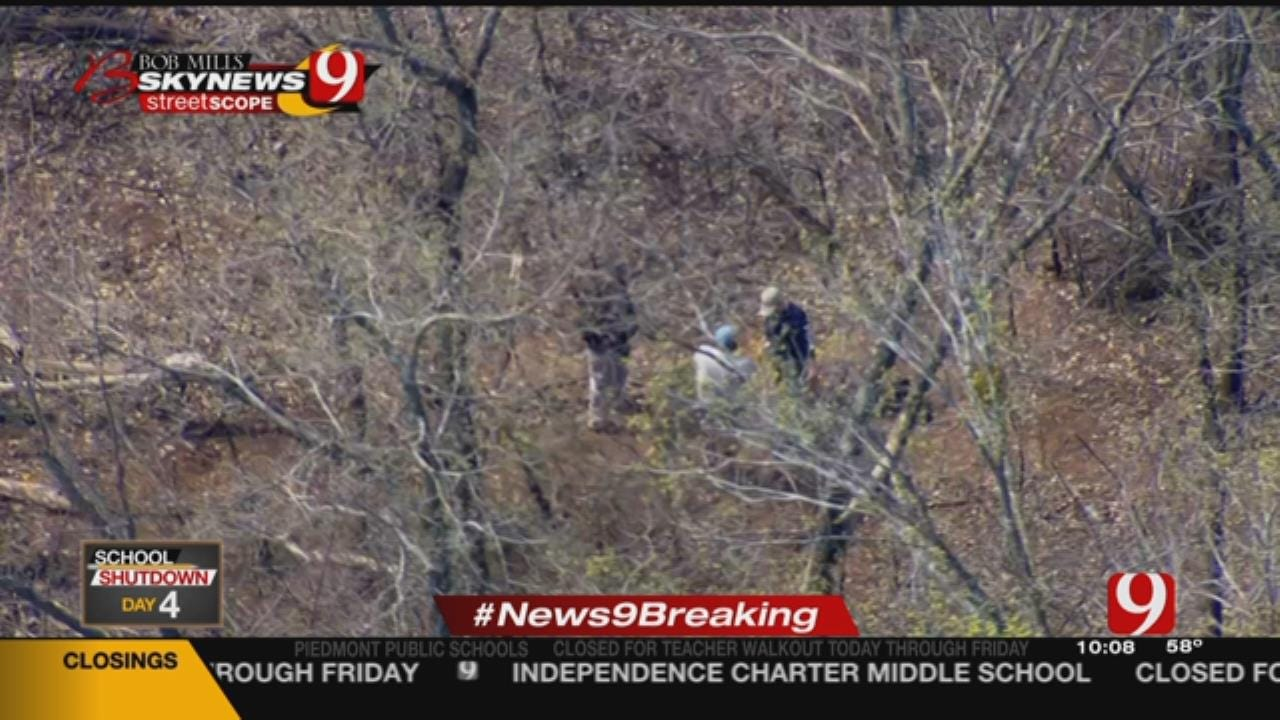 OSBI Investigating After Human Remains Discovered Near Newcastle