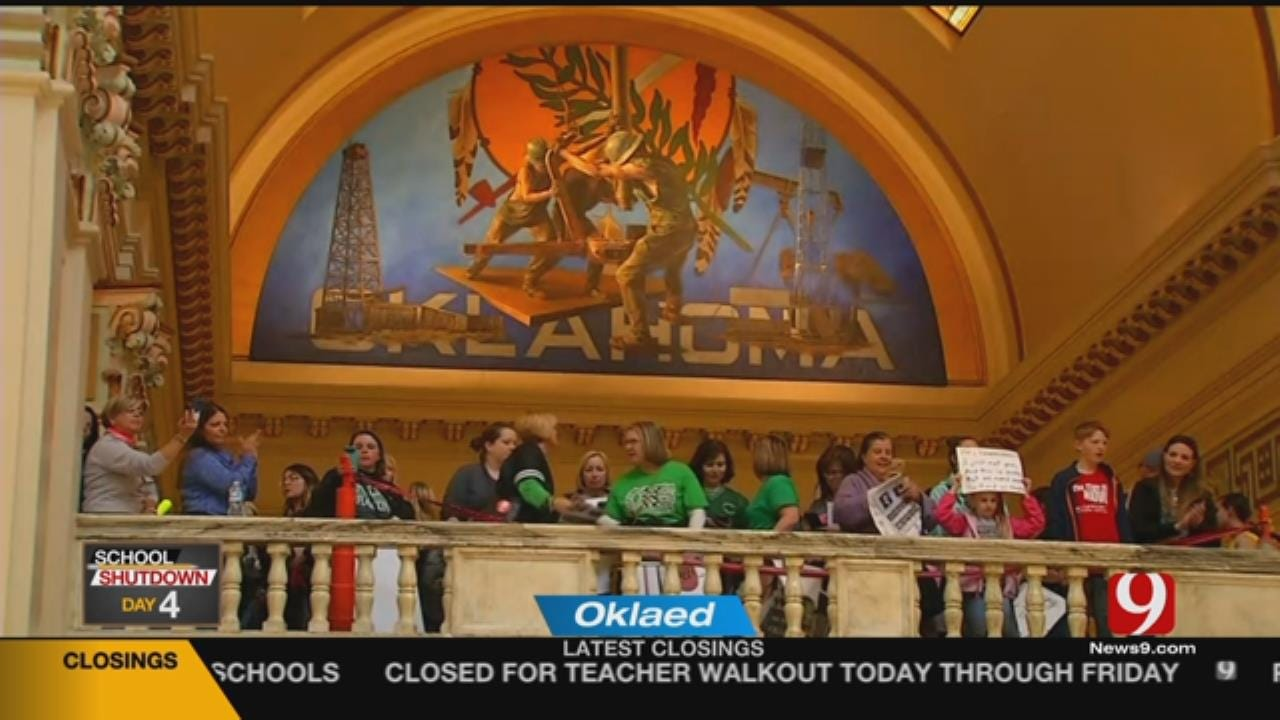 Senate To Take Up Two Education Funding Bills Friday