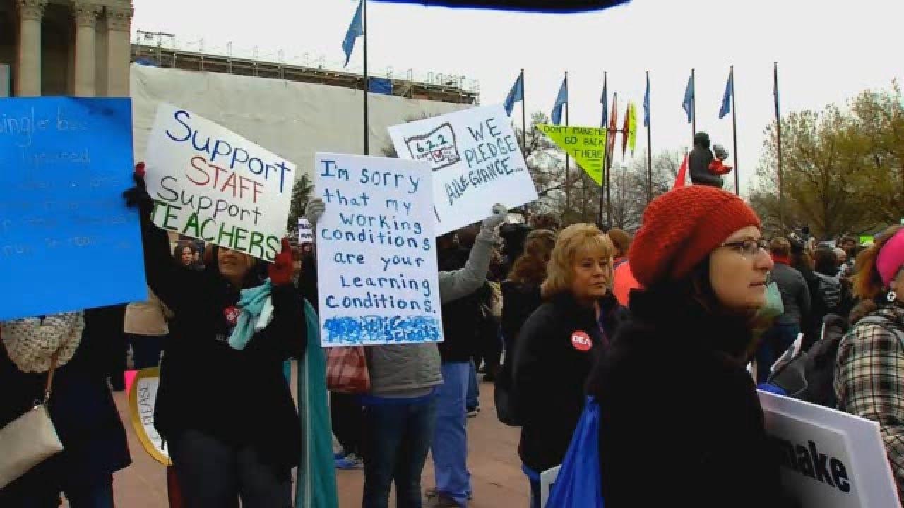Web poll teacher protest 4-3-18.wmv