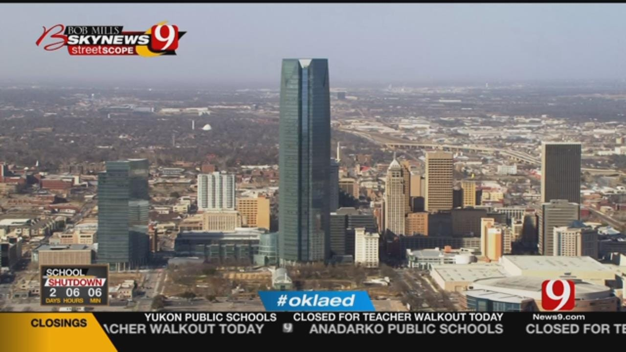 OKC Chamber Of Commerce Talks About Tax Increases For Education