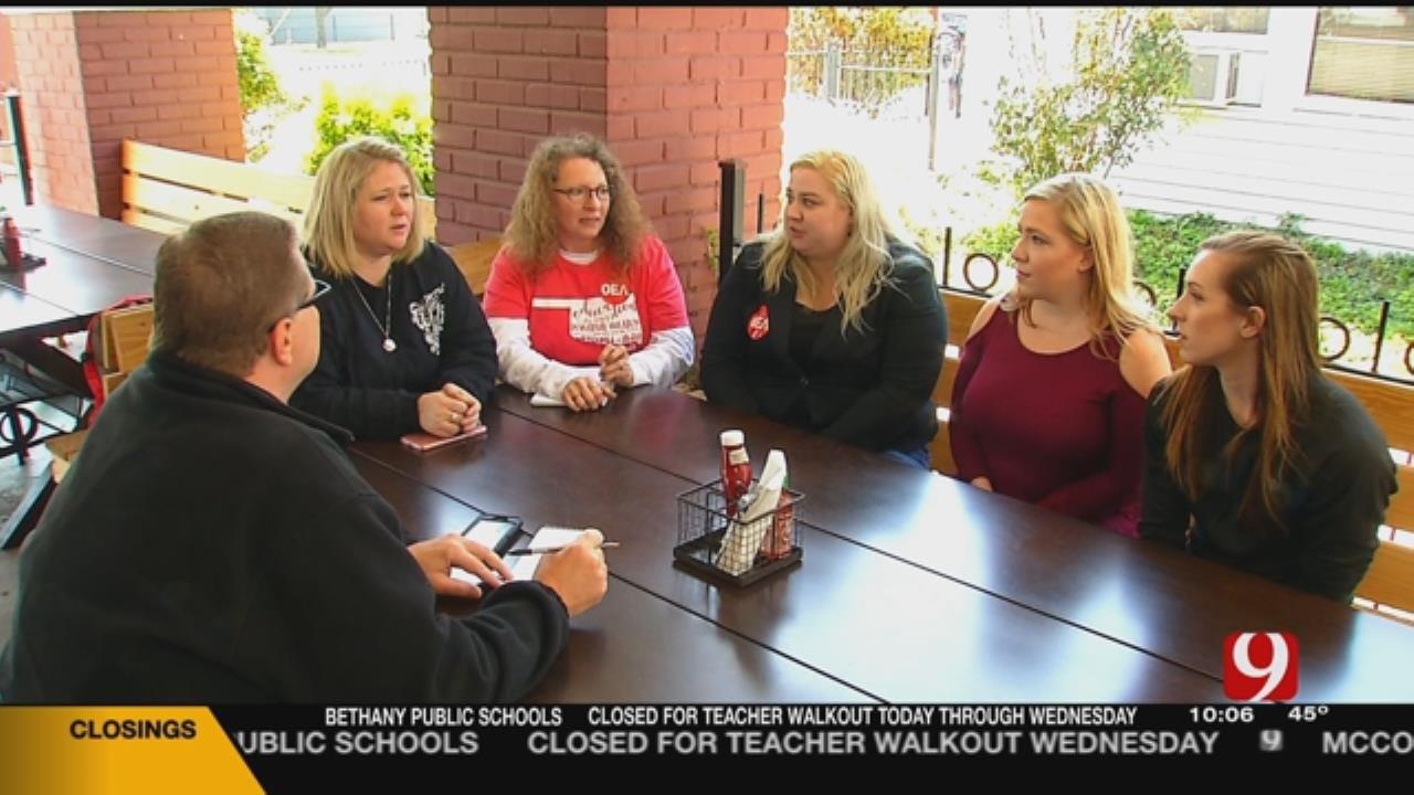 Western Heights Teachers Defy Administrators