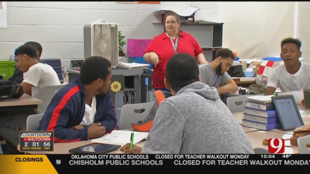 Arizona Teachers Looking To Oklahoma For Inspiration