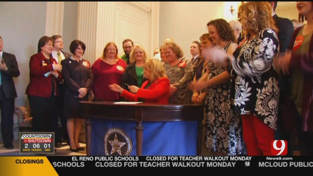 Some Differing Opinions On New Bill Funding Teacher Pay Raise