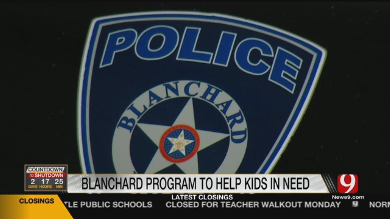 Blanchard Police Program Helps Locate People With Special Needs Faster
