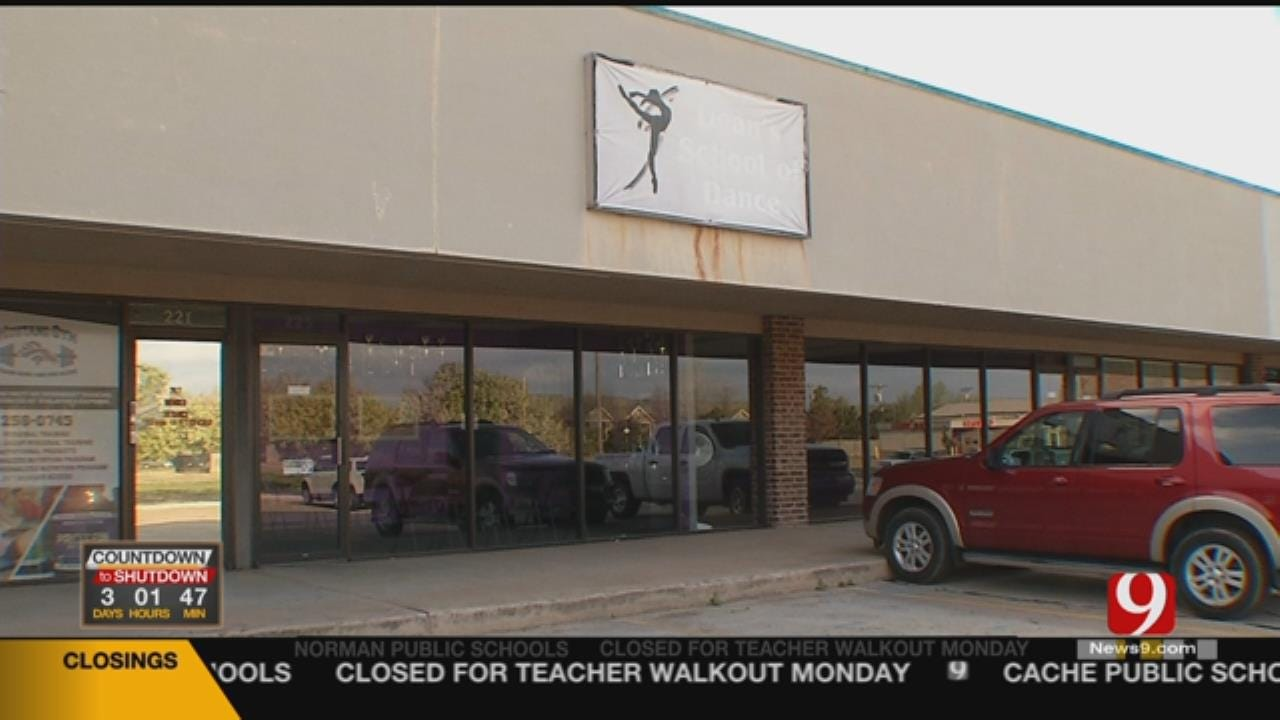 Mustang Dance School Owner Accused Of Embezzlement