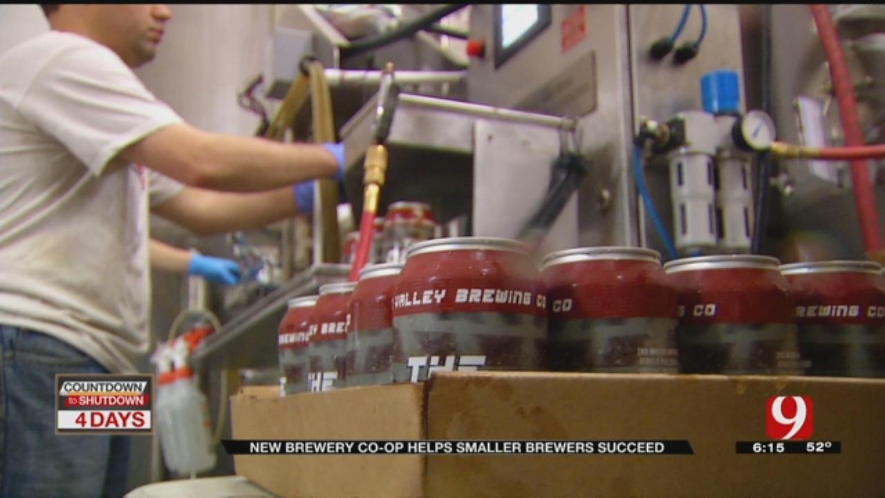 Metro Brewery Co-Op Seeing Success