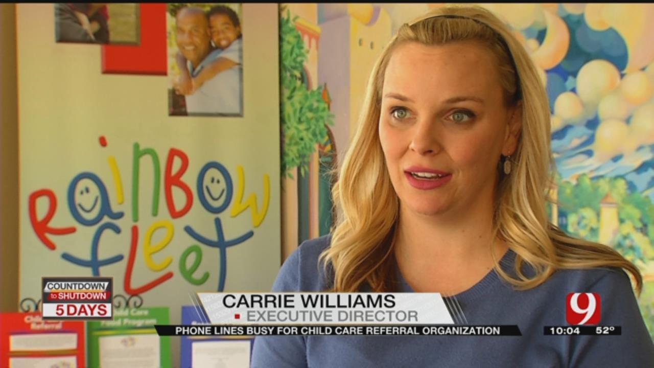 Parents Calling Child Care Referral Line Ahead Of Teacher Walkout