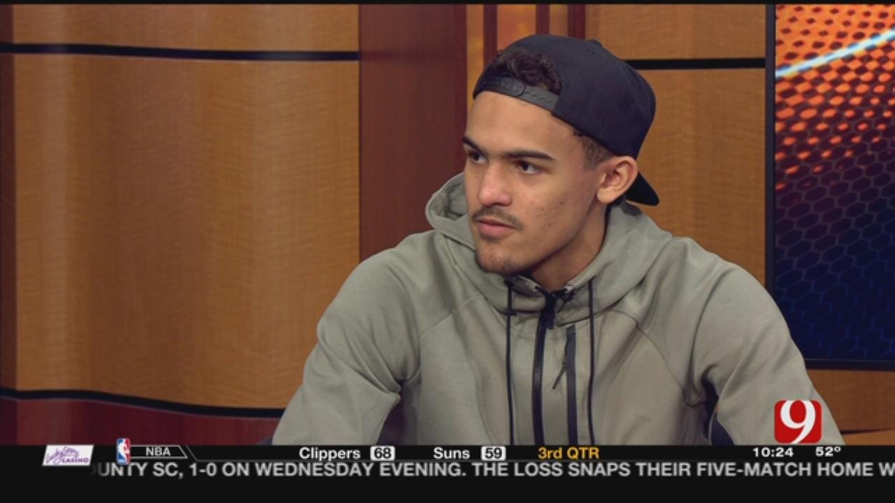 Trae Young On Future In The NBA