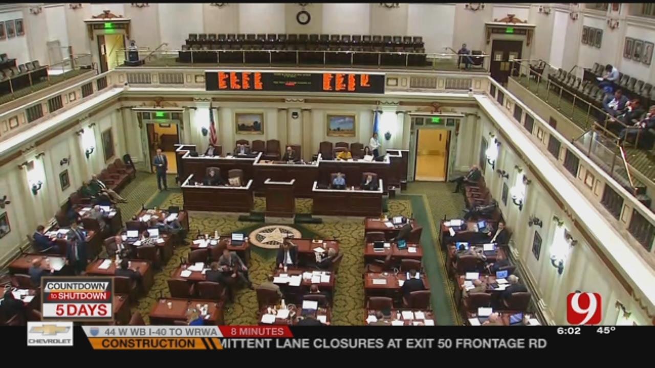 State Senate To Vote On Plan To Fund Teacher Pay Raises