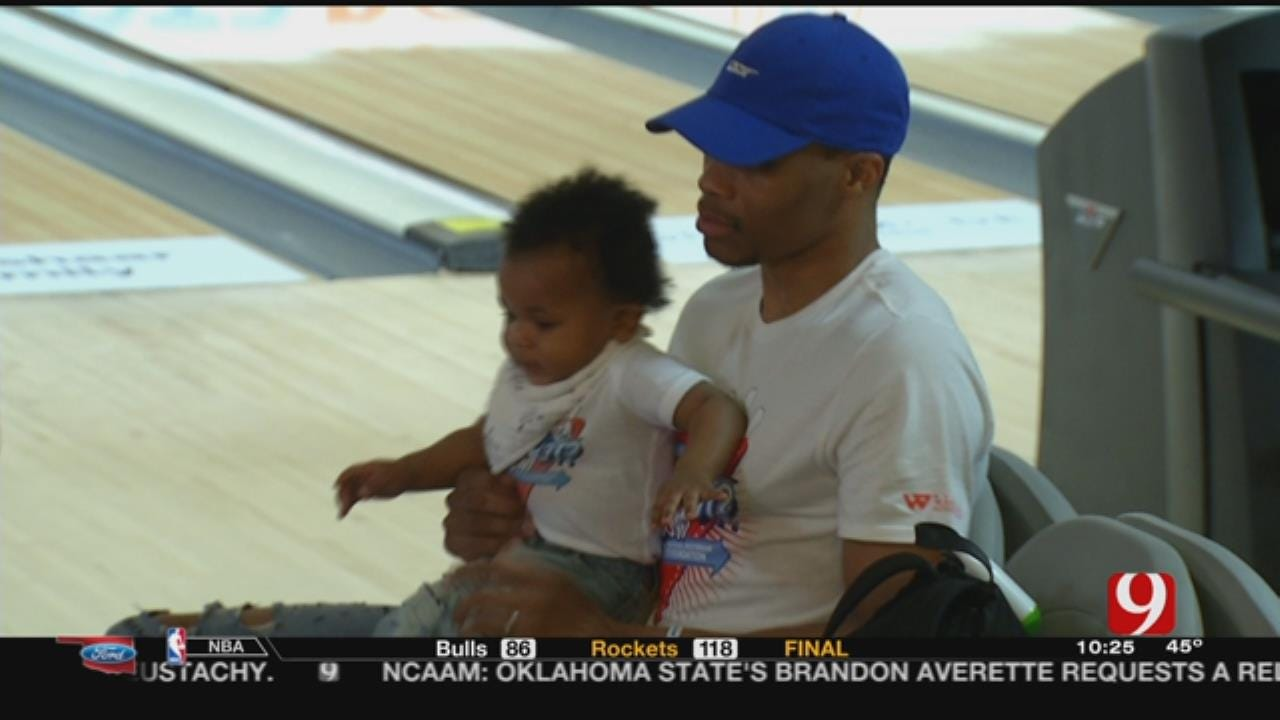 WEB EXTRA: Westbrook Hosts Annual Why Not? Bowling Event