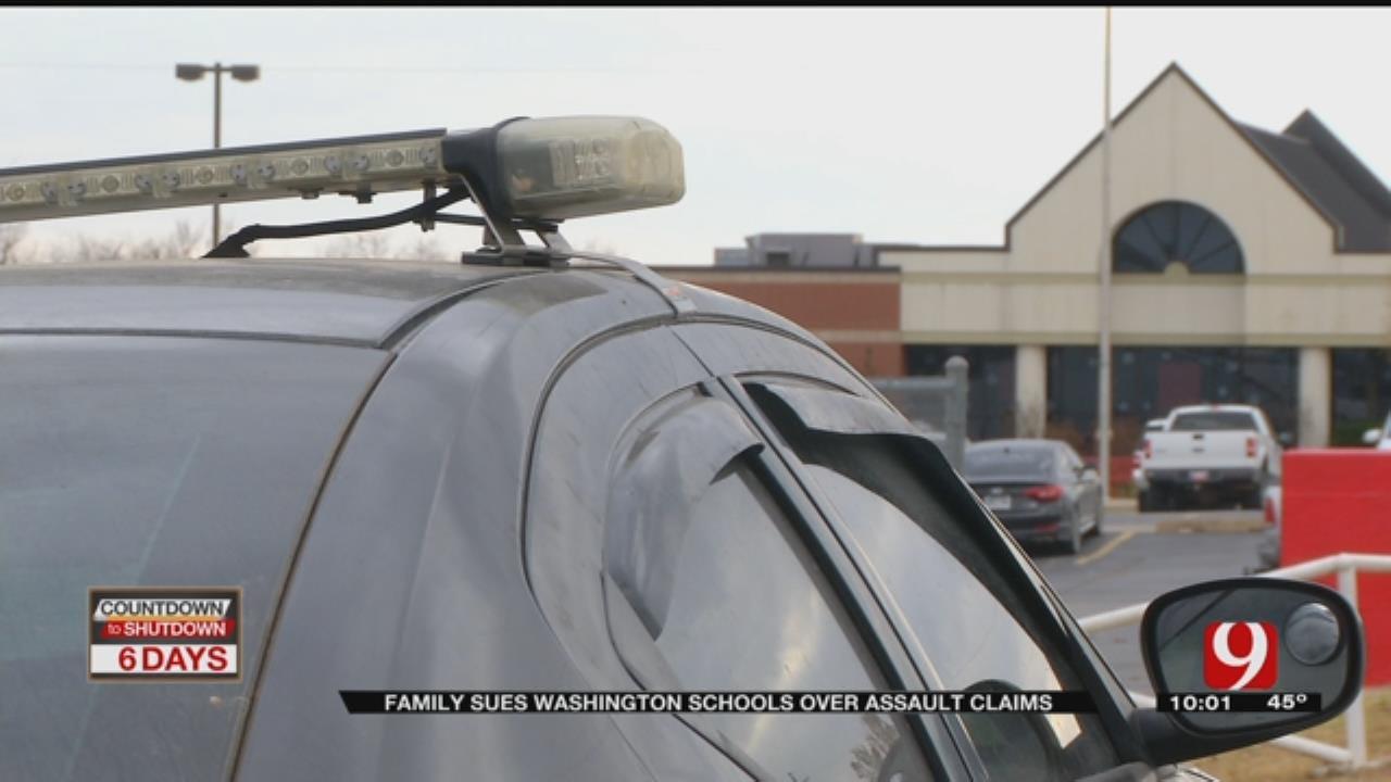 Sexual Assault Lawsuit Filed Against Washington Public Schools