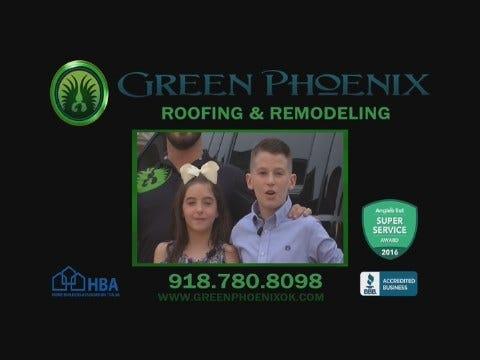 Green Phoenix Preroll 30935