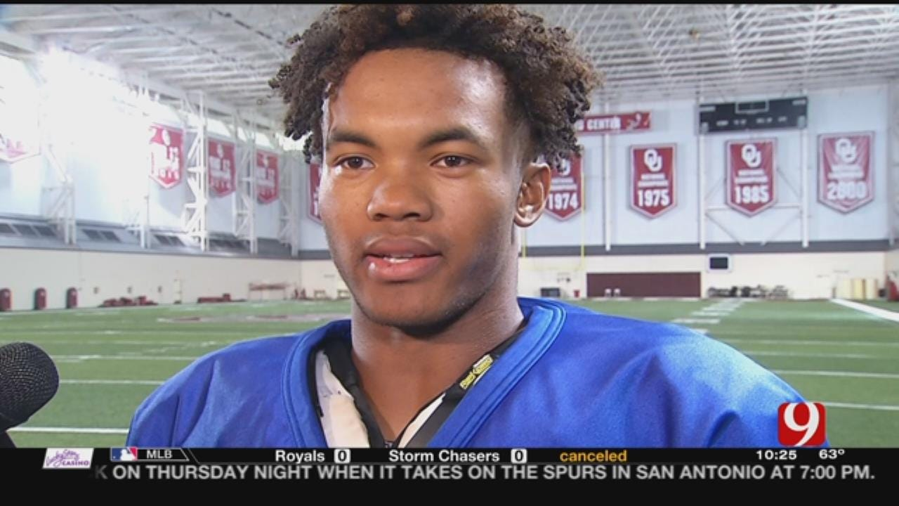 Kyler Murray's March Madness