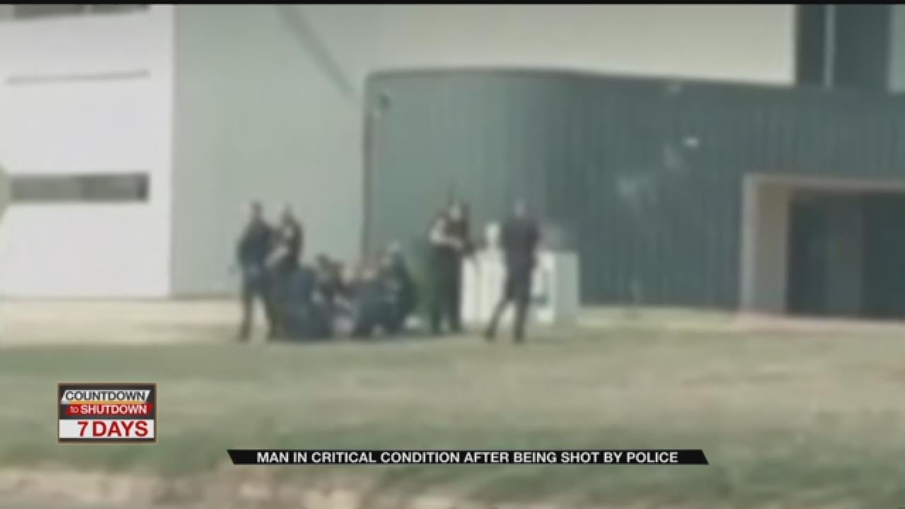Suspect Critical, New Video Emerges In Norman Officer-Involved Shooting