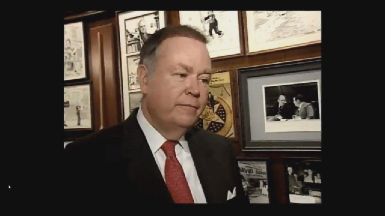News 9 Flashback: David Boren's 1st Day As OU President