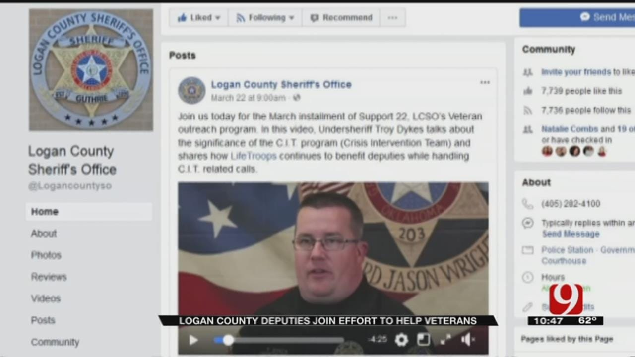 LifeTroops Enlists Law Enforcement Agencies To Help Veterans