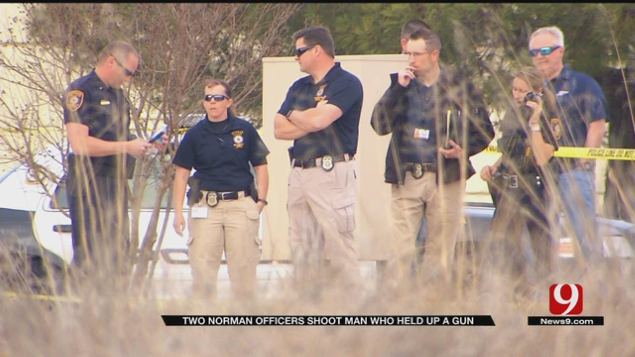 1 Hospitalized After Norman Standoff, Officer-Involved Shooting