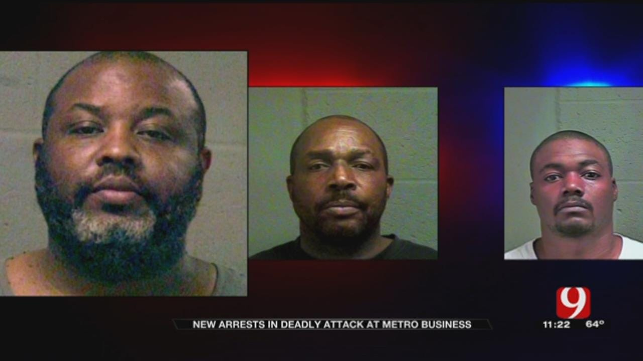 Suspects Jailed For 2017 Attack At OKC Business