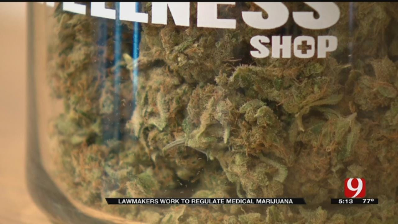Lawmakers Proposing Regulations For Medical Marijuana Ahead Of Vote