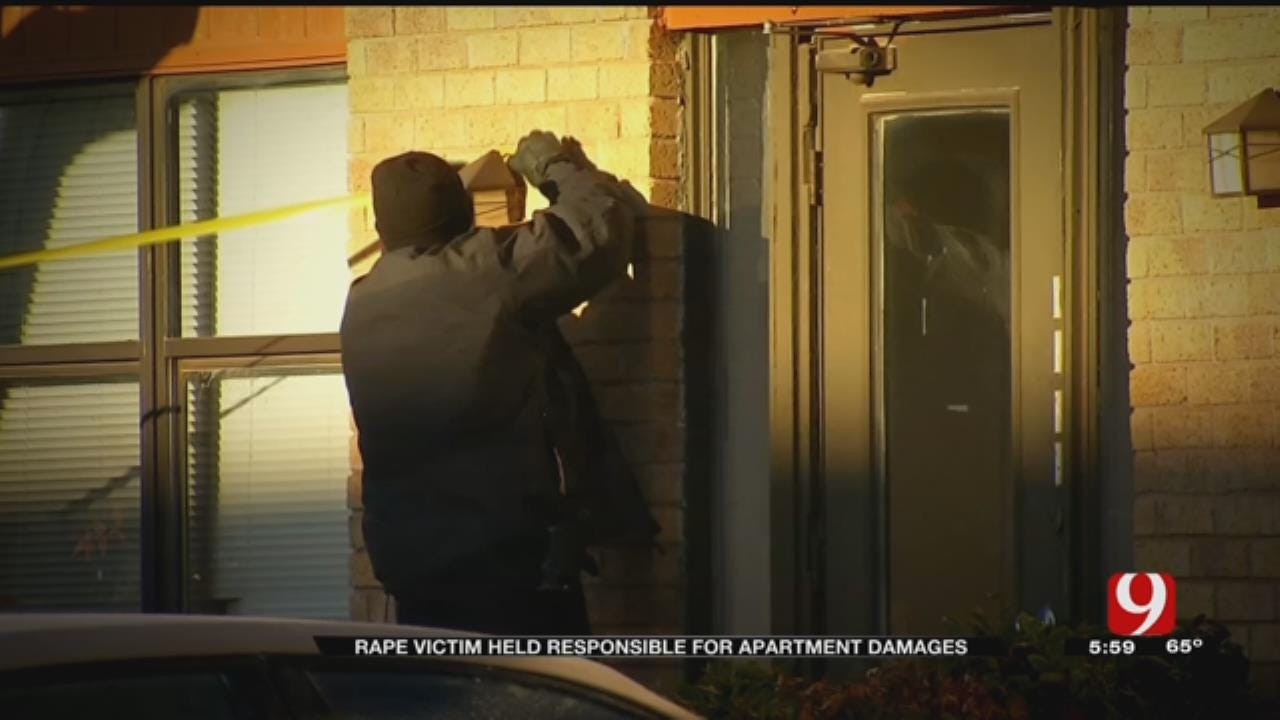 Only On 9: Victim Held Responsible For Apartment Damages In Attack