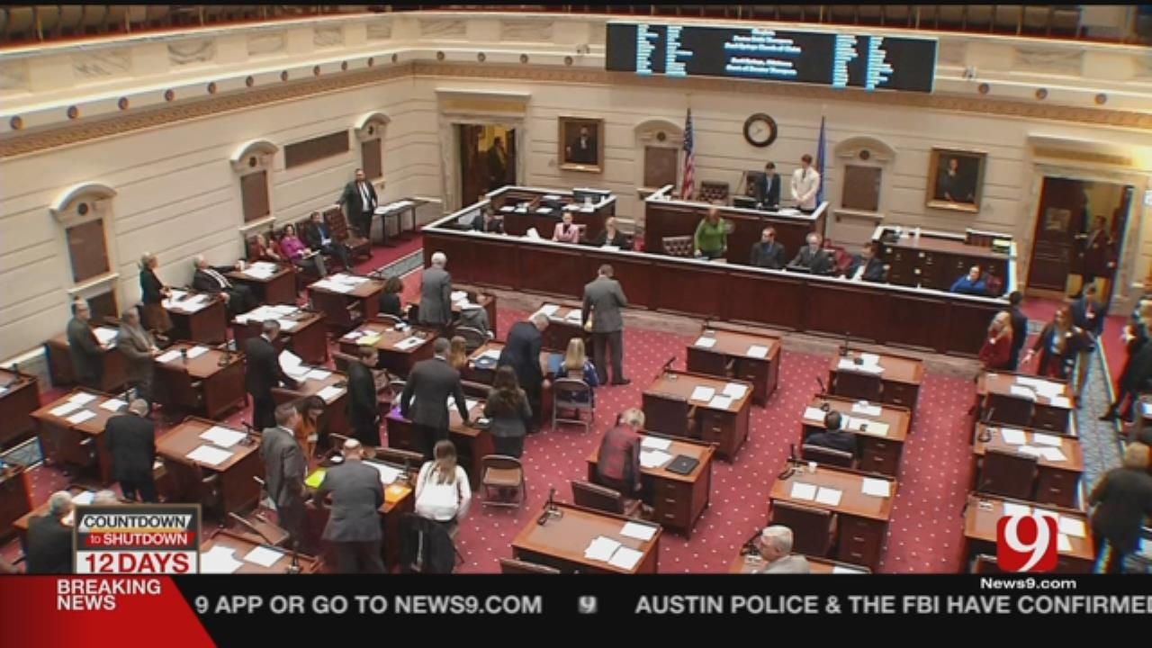 State Senator Pitches Three-Phase Plan To Avoid Walkout