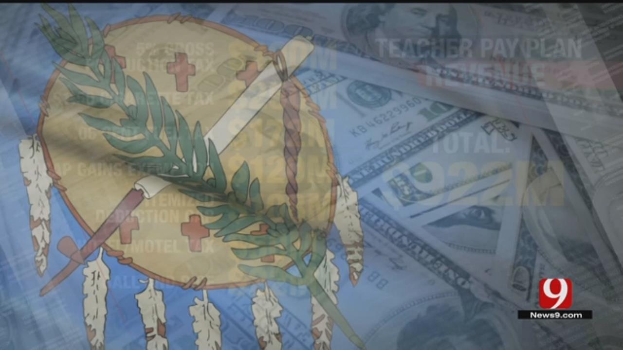New Plan Emerges To Avert Oklahoma Teacher Walkout