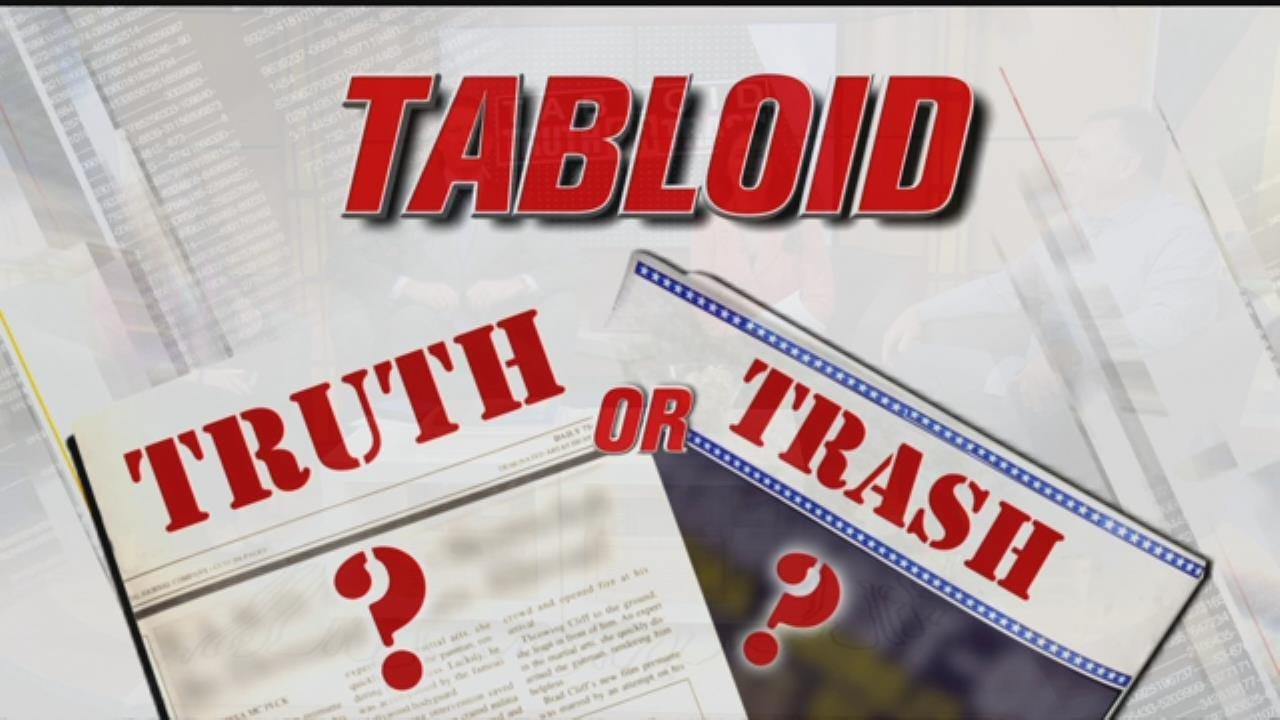 Tabloid Truth Or Trash For Tuesday, March 20