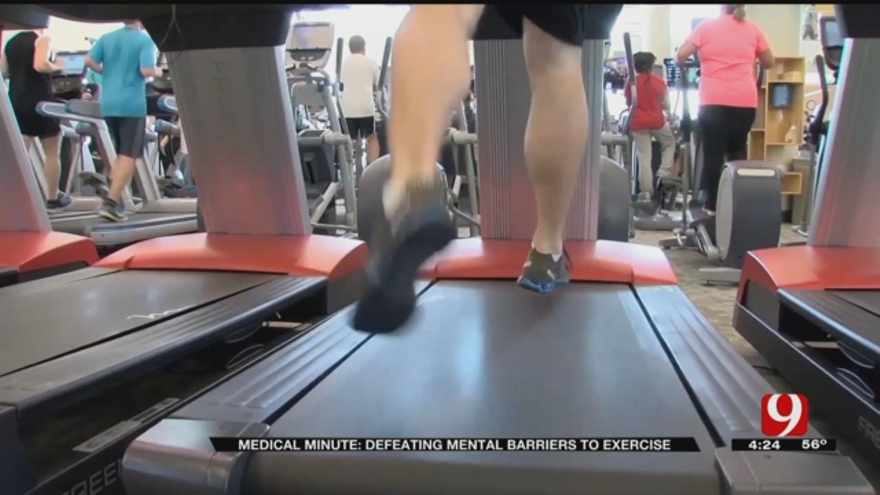 Medical Minute: Barriers To Exercise