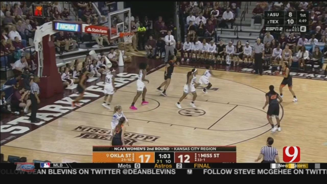 Mississippi St Earns Hard-Fought 71-56 Win Over Oklahoma St
