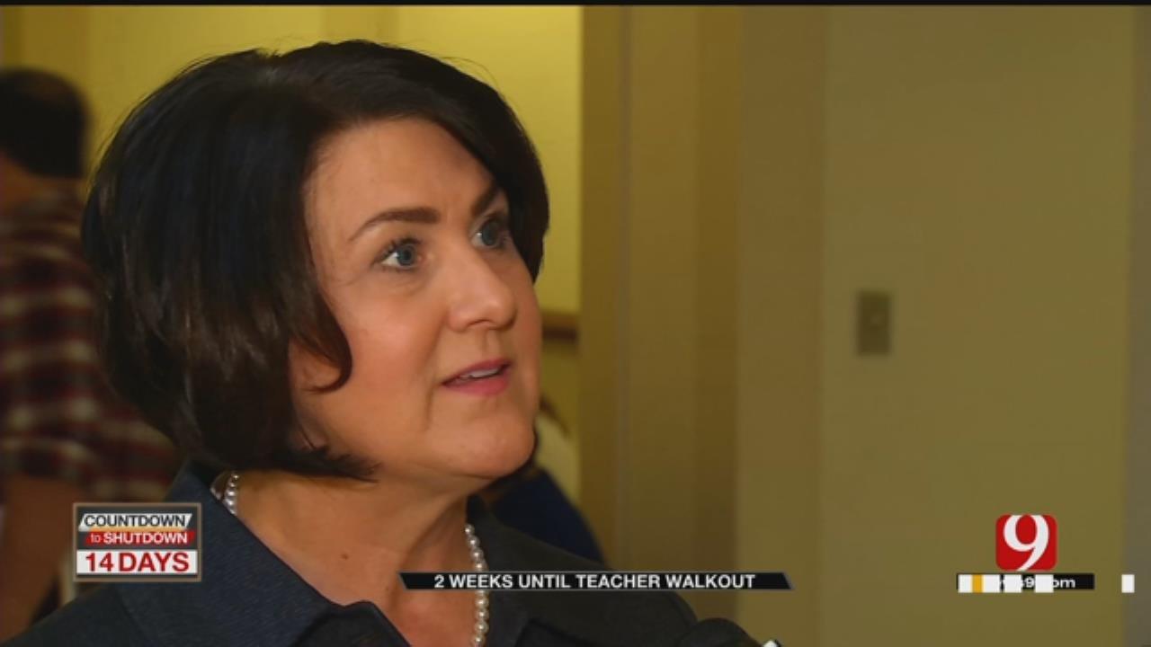 Little Movement In State Legislature As Teacher Walkout Approaches