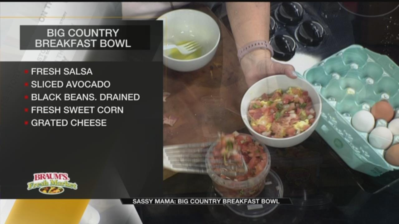 Big Country Breakfast Bowl