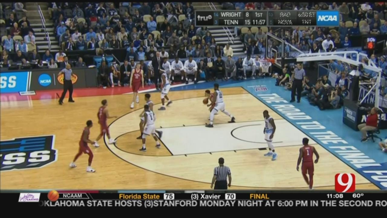 Sooners Knocked Out Of The NCAA Tournament