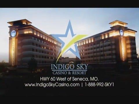 Inidgo Sky Casino: April Showers 15 Preroll - 03/18