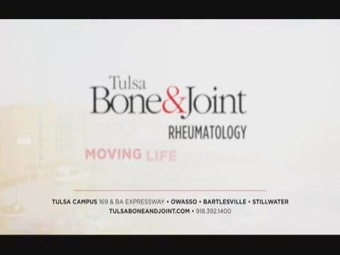 Tulsa Bone and Joint: Janie 15 Preroll - 03/18