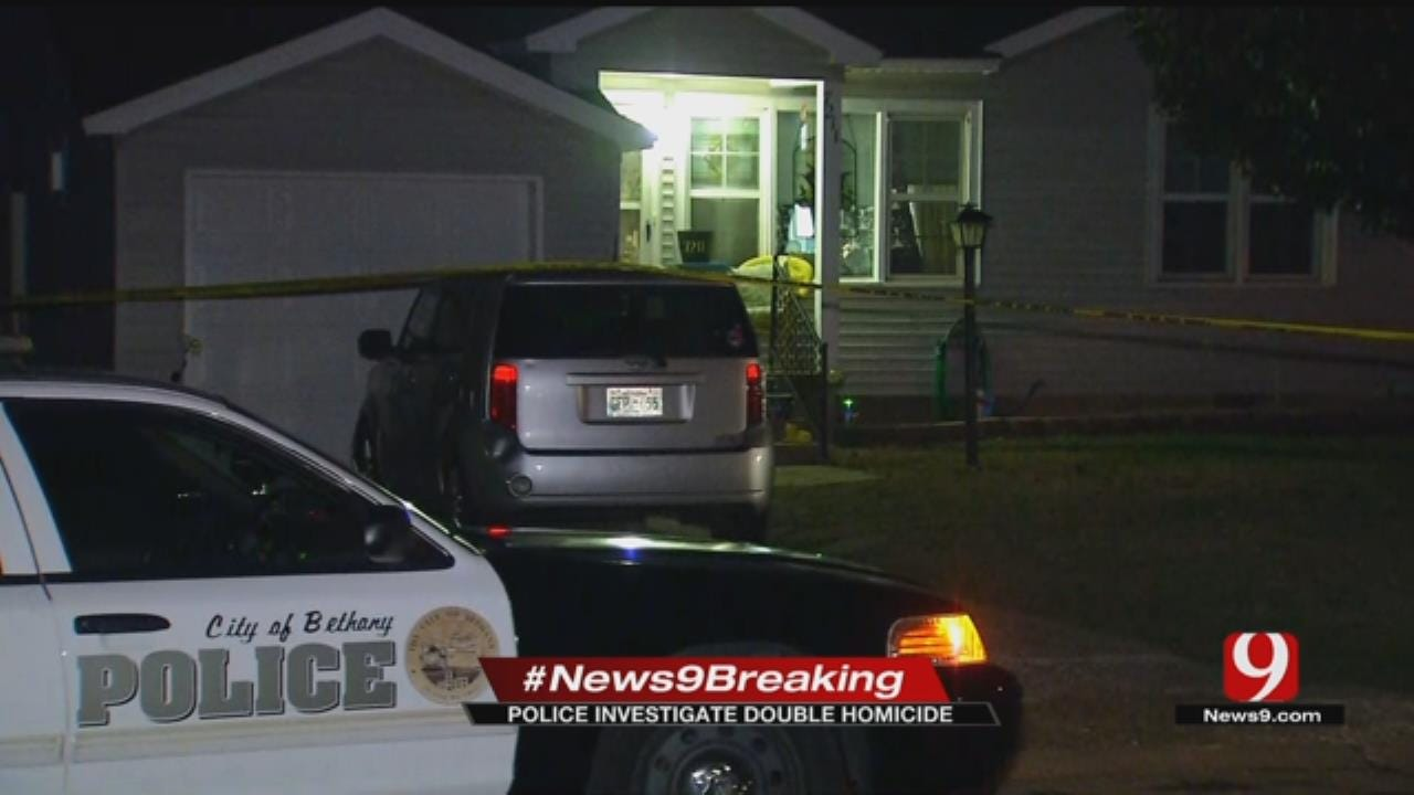 Police Investigate Double Homicide In NW OKC