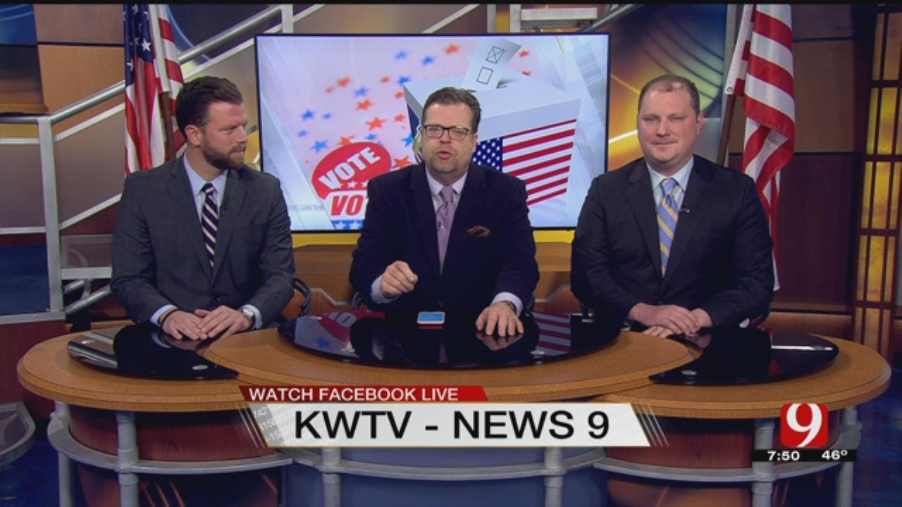 Your Vote Counts: Oklahoma Education, Teacher Pay Raises