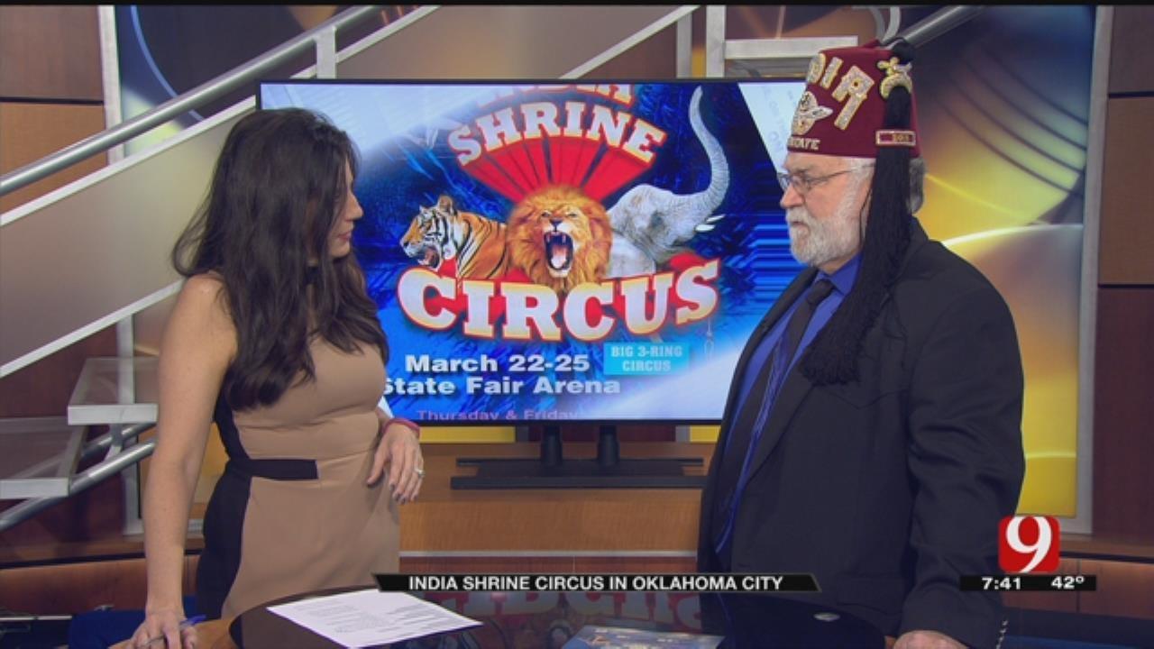 Shrine Circus 75th Annual Circus