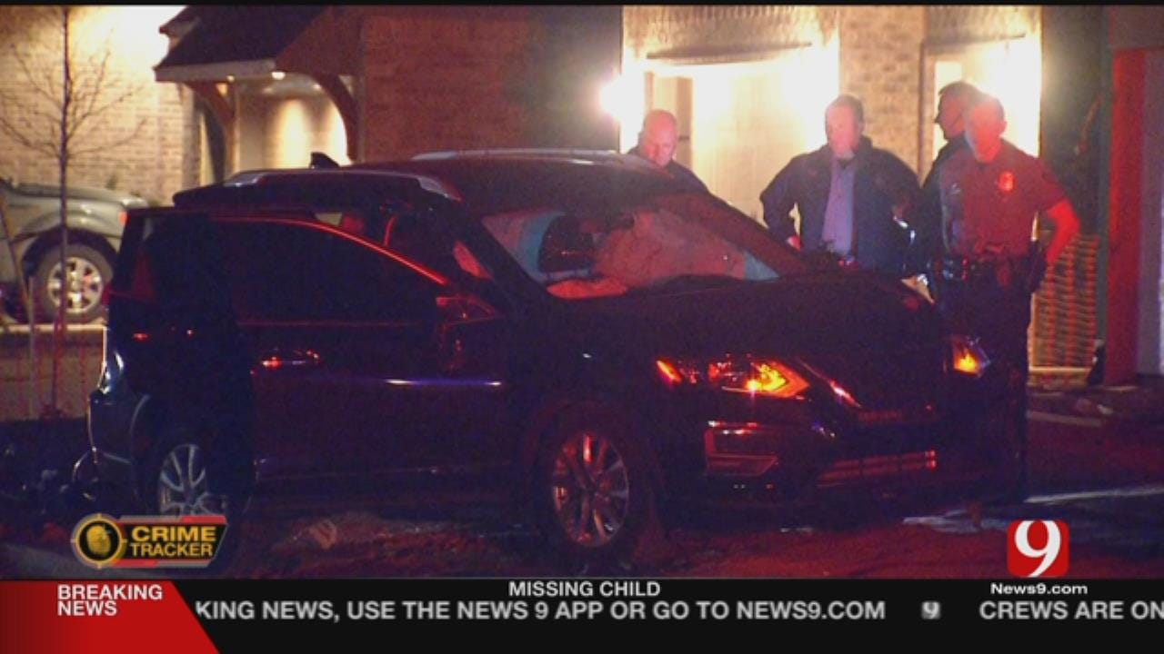 2 Men Found Dead Inside Stolen Vehicle In NW OKC