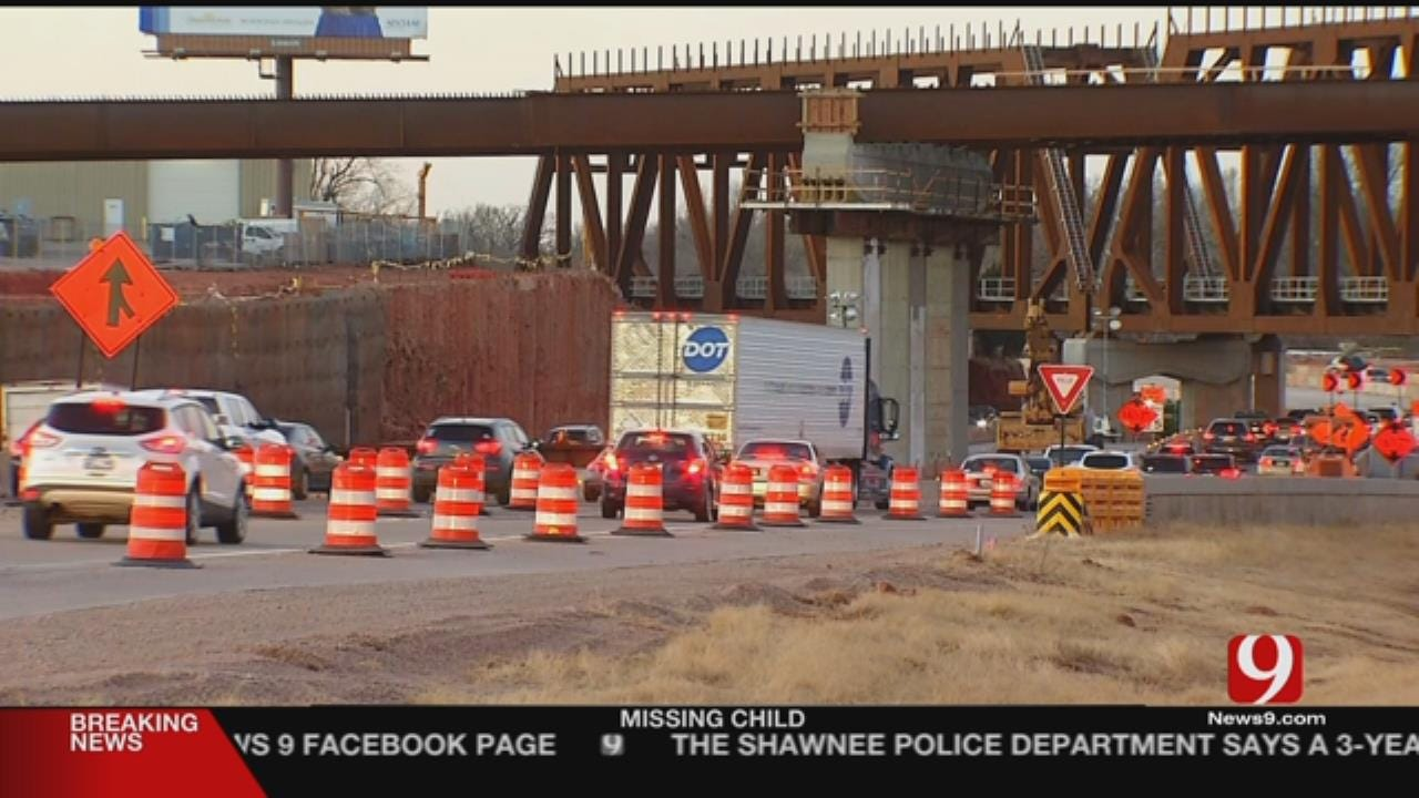 I-235 Truss Constructed With Same Method As Collapsed Florida Bridge
