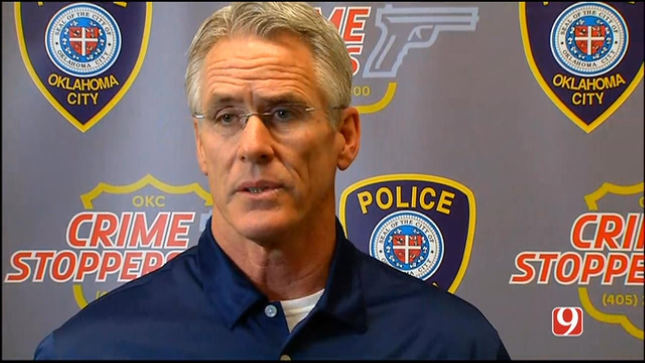 WEB EXTRA: OCPD Holds Press Conference On Officer's Arrest