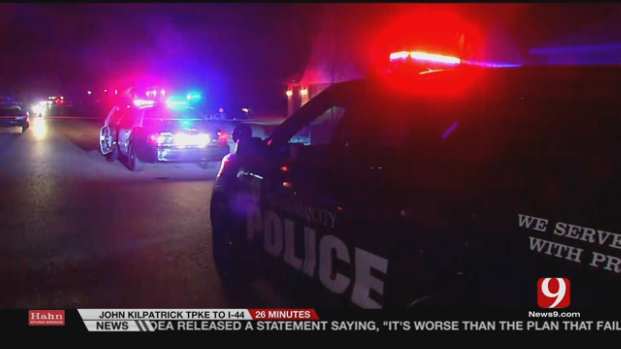 Police Investigate Double Homicide In Far NW OKC
