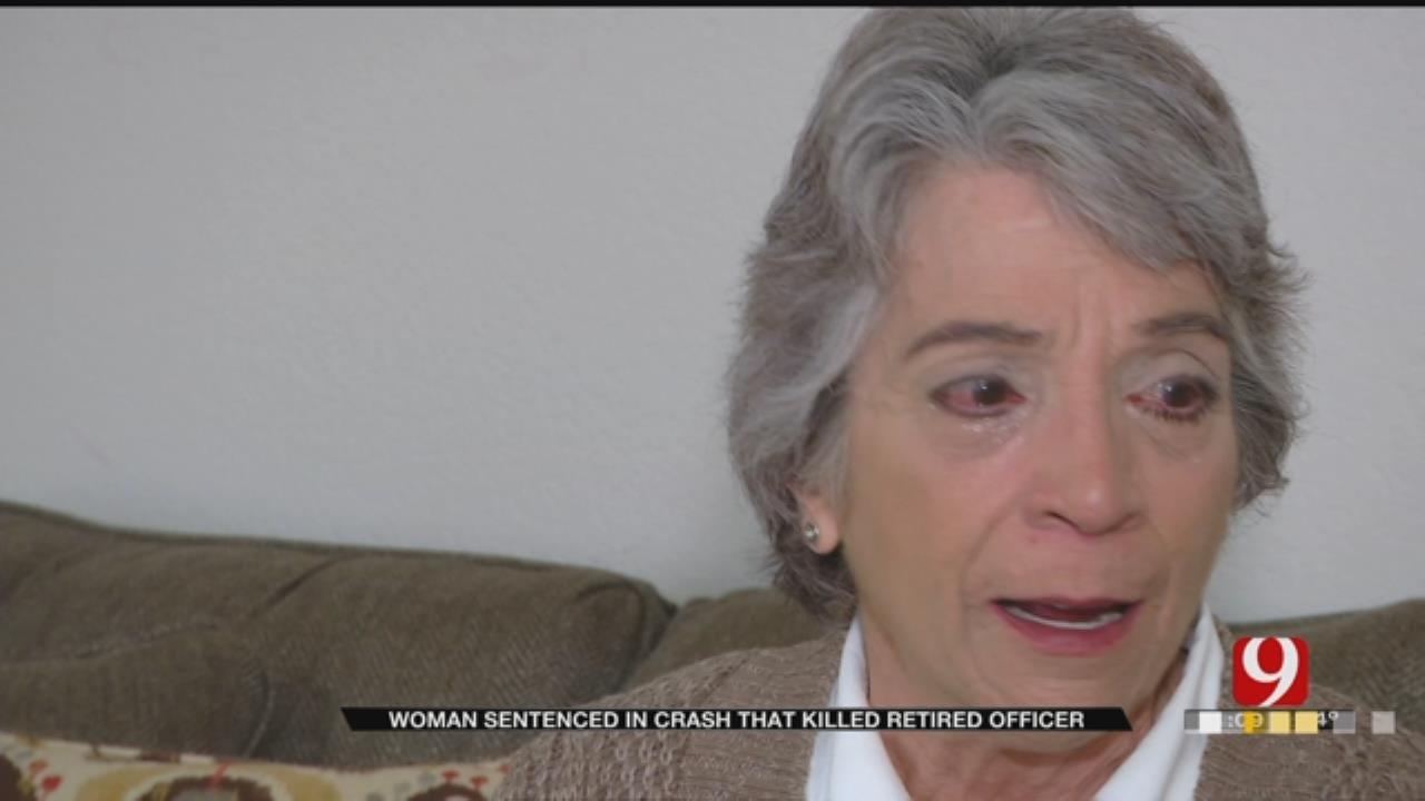 Woman Sentenced In Deadly Oklahoma City Crash
