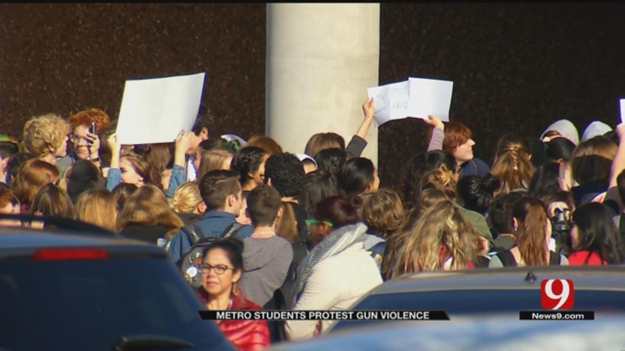Student Gun Violence Walkout