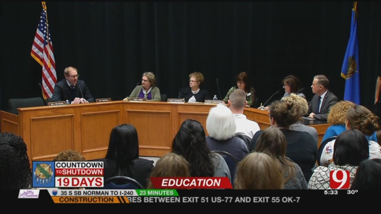 More Districts Support Teachers' Potential Walkout