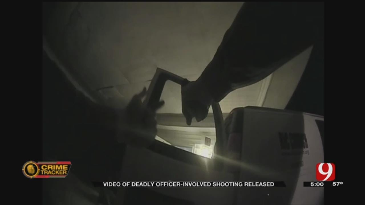 OCPD Releases Body Cam Footage Of 2 Officer-Involved Shootings