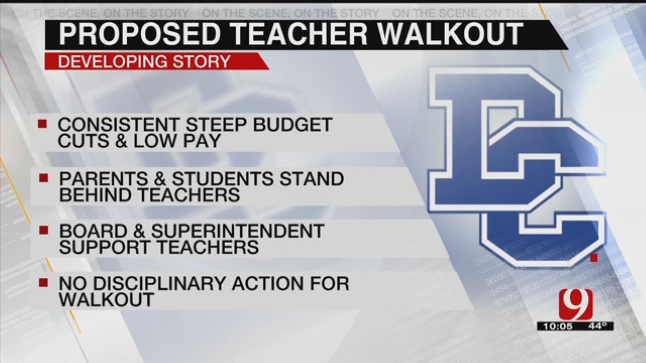 Deer Creek Schools Support Teachers