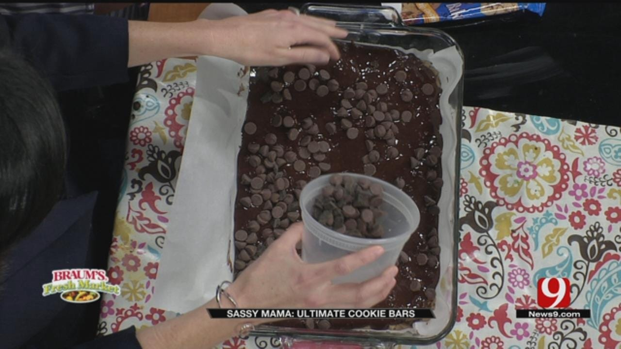 Ultimate Cookie Bars