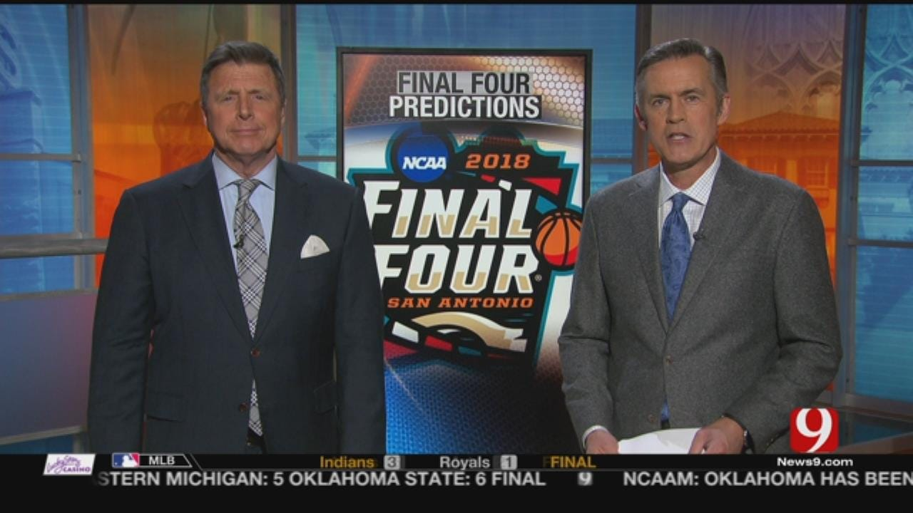 Dean & John Make Final Four Predictions