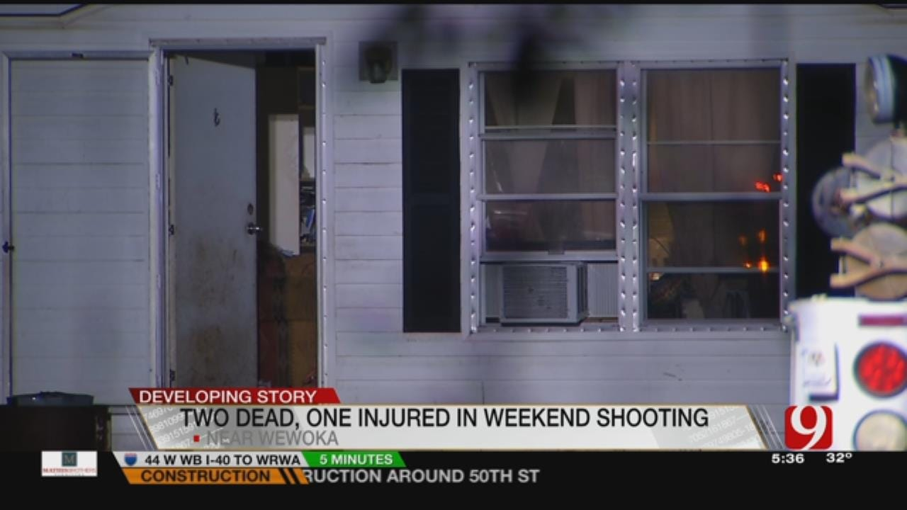 Two Dead, One Injured After Seminole Co. Shooting